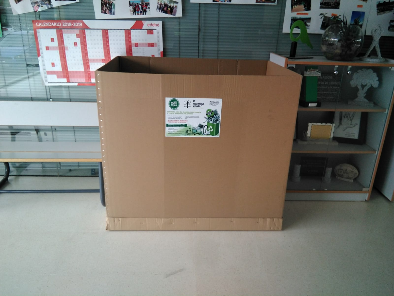 Red de Micro Puntos Verdes